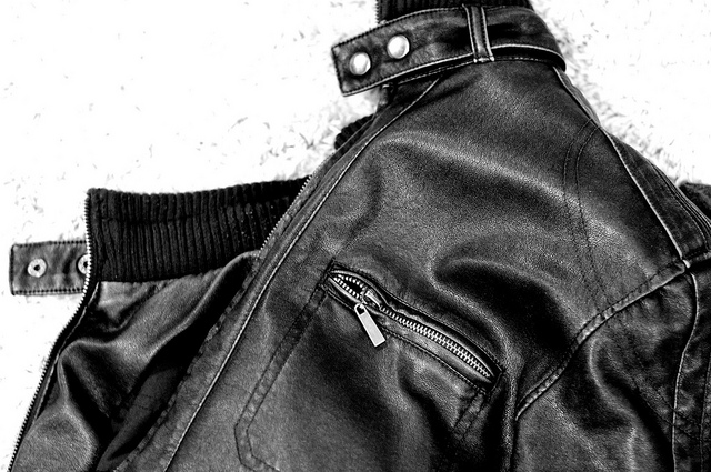 Monday, 14th March 2011. This is a photo of my old knackered leather jacket. I wore it into uni today and just thought about how long I've had it for now... over two years I believe. I still love it! It was a good day today, I managed to get into uni for a studio meeting and got some good feedback on my work so far. In the afternoon I couldn't bring myself to look at work anymore so I spent the rest of the day chilling and when Kirsty came back from Uni we chatted and I cooked dinner whilst sorting out photos in the evening!