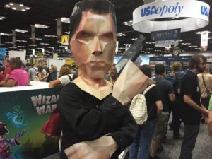 dk mode james bond at gen con